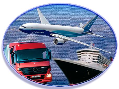 حمل و نقل بین المللی سفیر