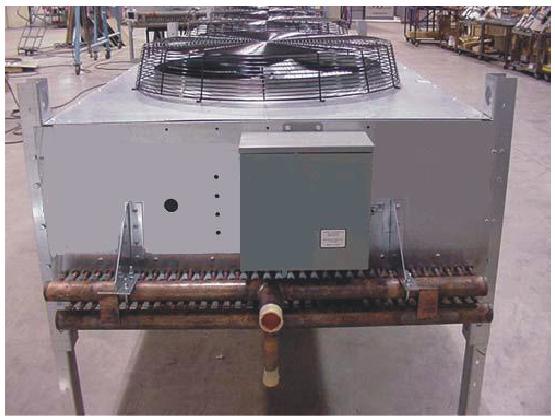 تهویه و تبرید سارآفرین تولید کننده کندانسور هوایی